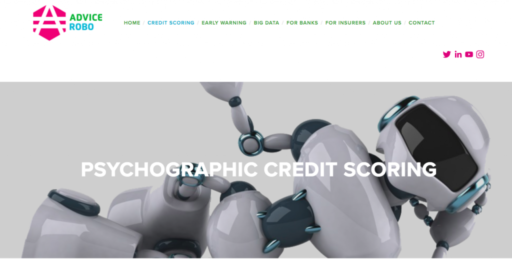 AdviceRobo PsychographicCreditScore