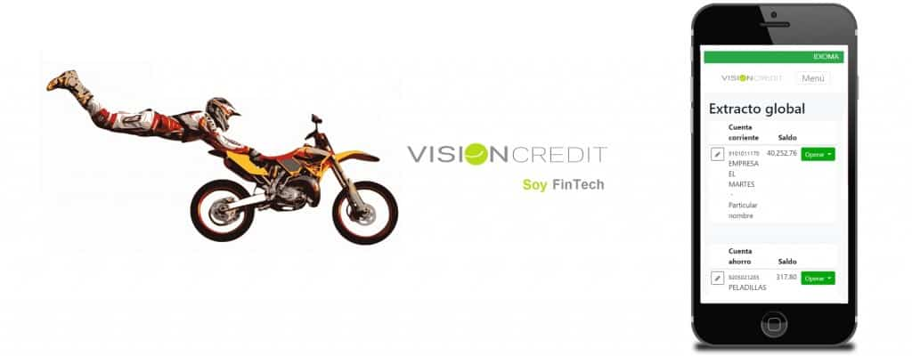 VisiónCredit Fintech