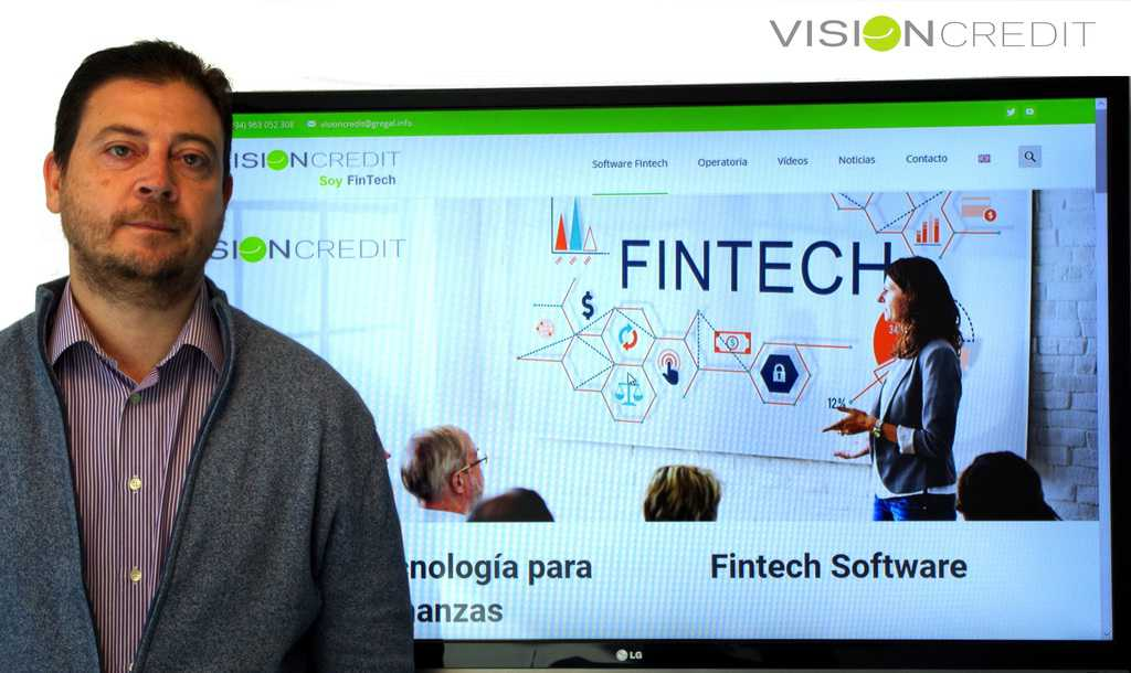 #Fintechers: Jose Vicente Sorní, Product Manager VisionCredit Fintech
